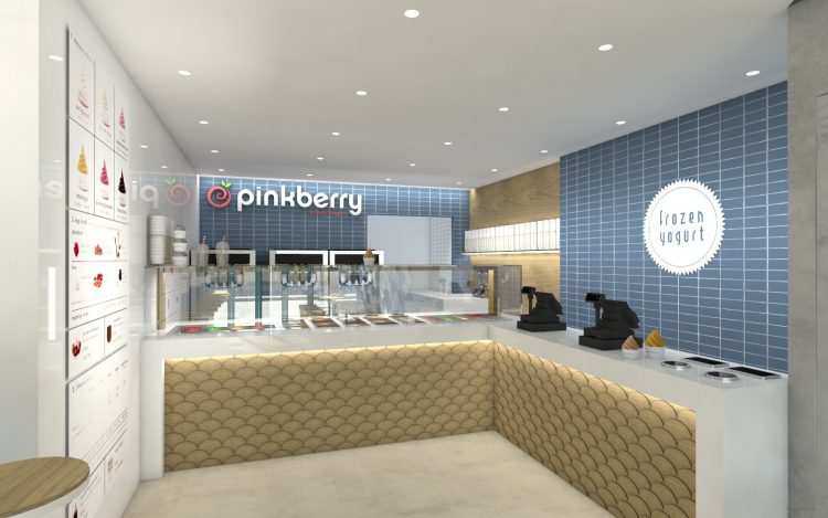 Pinkberry 183 Architecture Amp Design In Hackney